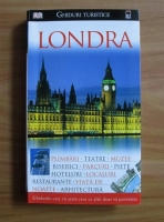 Anticariat: Michael Leapman - Londra. Ghiduri turistice