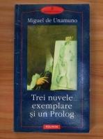 Anticariat: Miguel de Unamuno - Trei nuvele exemplare si un Prolog