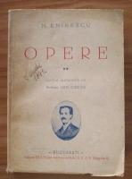 Anticariat: Mihai Eminescu - Opere (volumul 2) (1939)