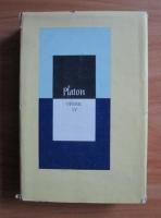 Platon - Opere (volumul 4)