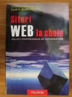 Sabin Buraga - Situri Web la cheie