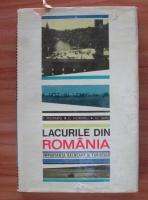 Tiberiu Morariu - Lacurile din Romania. Importanta balneara si turistica
