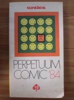 Anticariat: Urzica. Perpetuum comic '84
