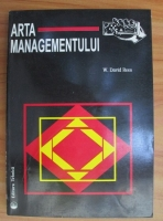 Anticariat: W. David Rees - Arta managementului