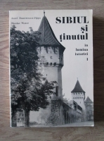Anticariat: Aurel Dumitrescu-Jippa - Sibiul si tinutul in lumina istoriei (volumul 1)