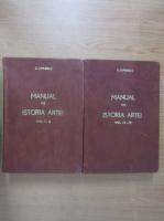 Anticariat: George Oprescu - Manual de istoria artei (4 volume)