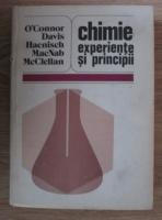 Paul O'Connor - Chimie: experiente si principii