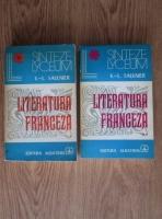 Anticariat: V. L. Saulnier - Literatura franceza (2 volume)
