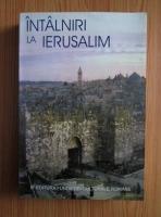 Anticariat: Costel Safirman - Intalniri la Ierusalim
