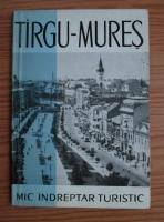 Anticariat: Danos Miklos - Targu-Mures. Mic indreptar turistic