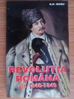 G. D. Iscru - Revolutia romana din 1848-1849
