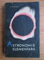 G. Petrescu - Astronomie elementara