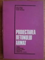 Igor Tertea - Proiectarea betonului armat