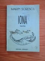Marin Sorescu - Iona (teatru)