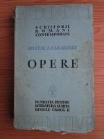 Anticariat: Mateiu I. Caragiale - Opere (1936)
