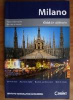 Anticariat: Milano. Ghid de calatorie