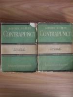 Anticariat: Aldous Huxley - Contrapunct (2 volume, traducere Jul. Giurgea)