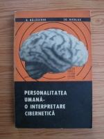 Anticariat: C. Balaceanu, Ed. Nicolau - Personalitatea umana, o interpretare cibernetica