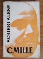 Anticariat: C. Mille - Scrieri alese