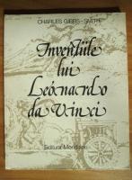 Anticariat: Charles Gibbs-Smith - Inventiile lui Leonardo da Vinci