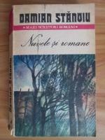 Anticariat: Damian Stanoiu - Nuvele si romane