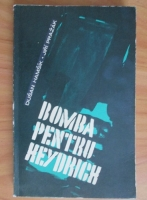 Anticariat: Dusan Hamsik - Bomba pentru Heydrich