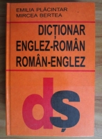 Emilia Placintar - Dictionar englez-roman, roman-englez