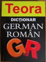 Eudoxiu Sireteanu - Dictionar german-roman