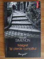 Anticariat: Georges Simenon - Maigret isi pierde cumpatul