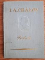 Anticariat: I. A. Cralov - Fabule