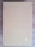 I. I. Mironescu - Scrieri