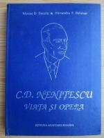 Anticariat: Mircea D. Banciu - C.D. Nenitescu. Viata si opera