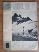 Muntii Ciucas (colectia veche Muntii Nostri)
