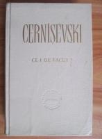 Anticariat: N. G. Cernisevski - Ce-i de facut?