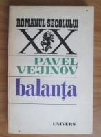 Anticariat: Pavel Vejinov - Balanta