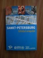 Anticariat: Sankt-Petersburg. Ghidul orasului