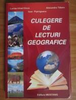 Anticariat: Lucian Irinel Ilinca - Culegere de lecturi geografice