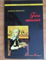 Mariana Buruiana - Taina marturisirii