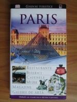 Anticariat: Paris. Ghid turistic