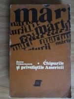 Anticariat: Petru Comarnescu - Chipurile si privelistile Americii