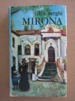 Cella Serghi - Mirona (coperti cartonate)