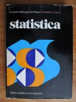 Anticariat: Costache Moineagu - Statistica
