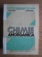 Anticariat: Gheorghe Marcu - Chimie anorganica