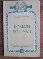 Ion Marin Sadoveanu - Romain Rolland