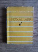 Anticariat: Nicolae Labis - Versuri (colectia Cele mai frumoase poezii)