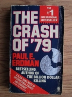 Anticariat: Paul E. Erdman - The Crash of 79