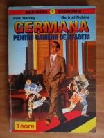 Paul Hartley - Germana pentru oamenii de afaceri