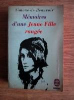 Simone de Beauvoir - Memoires d'un Jeune Fille rangee