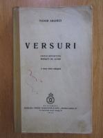 Anticariat: Tudor Arghezi - Versuri (1940)