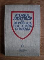 Vasile Cucu - Atlasul judetelor din Republica Socialista Romania
